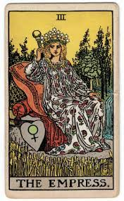 Read more about the article The Empress – Tarot career
