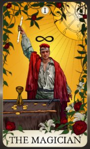 Read more about the article The Magician – Tarot Love