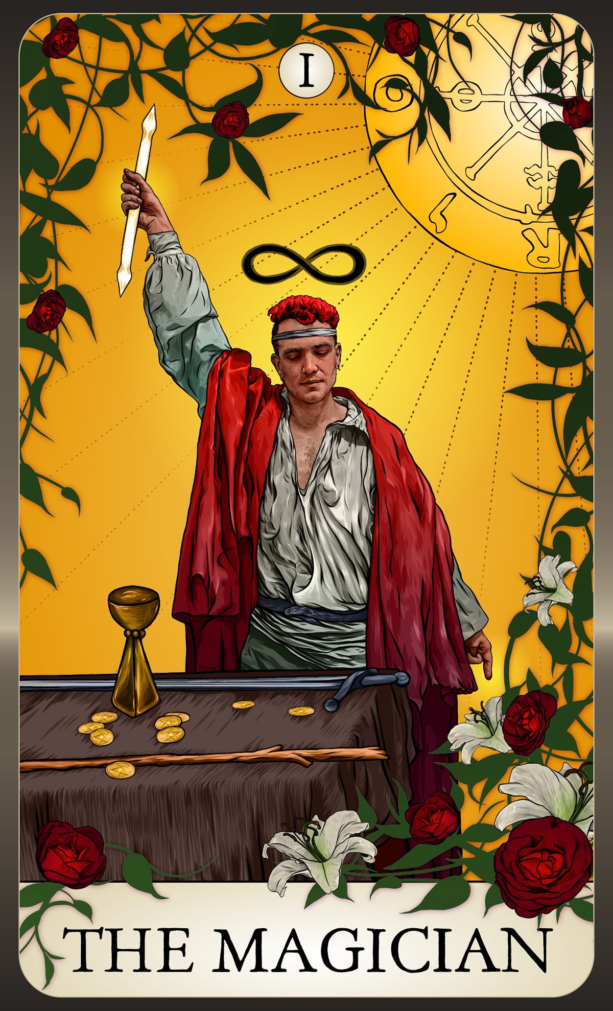You are currently viewing The Magician – Tarot Love