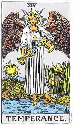 You are currently viewing Temperance – Tarot career
