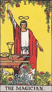 Read more about the article The Magician – Tarot career