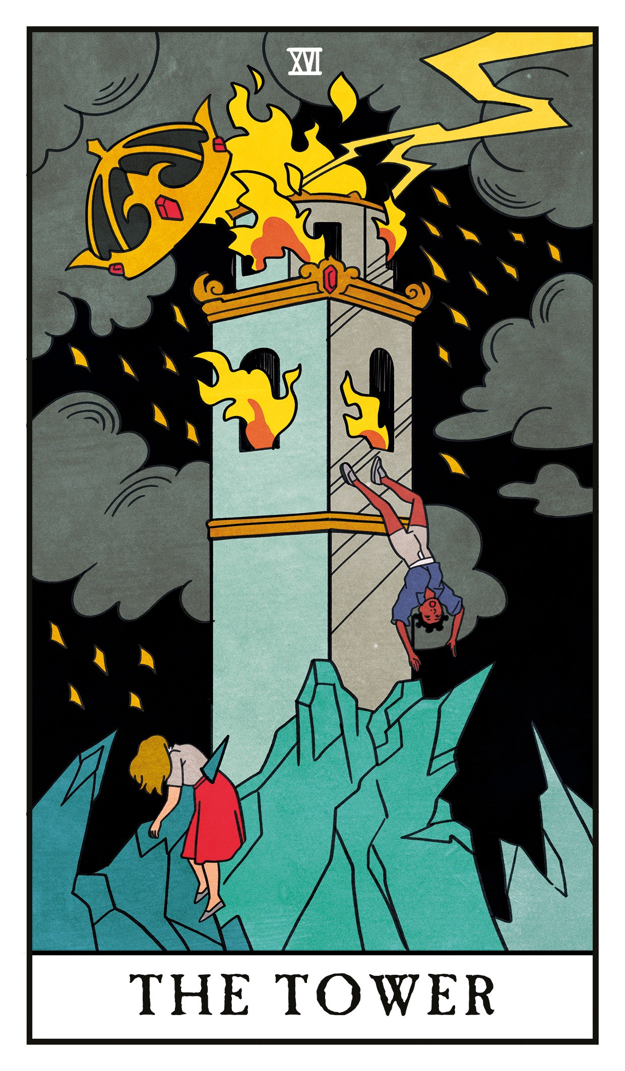 You are currently viewing The Tower – Tarot Yes Or No