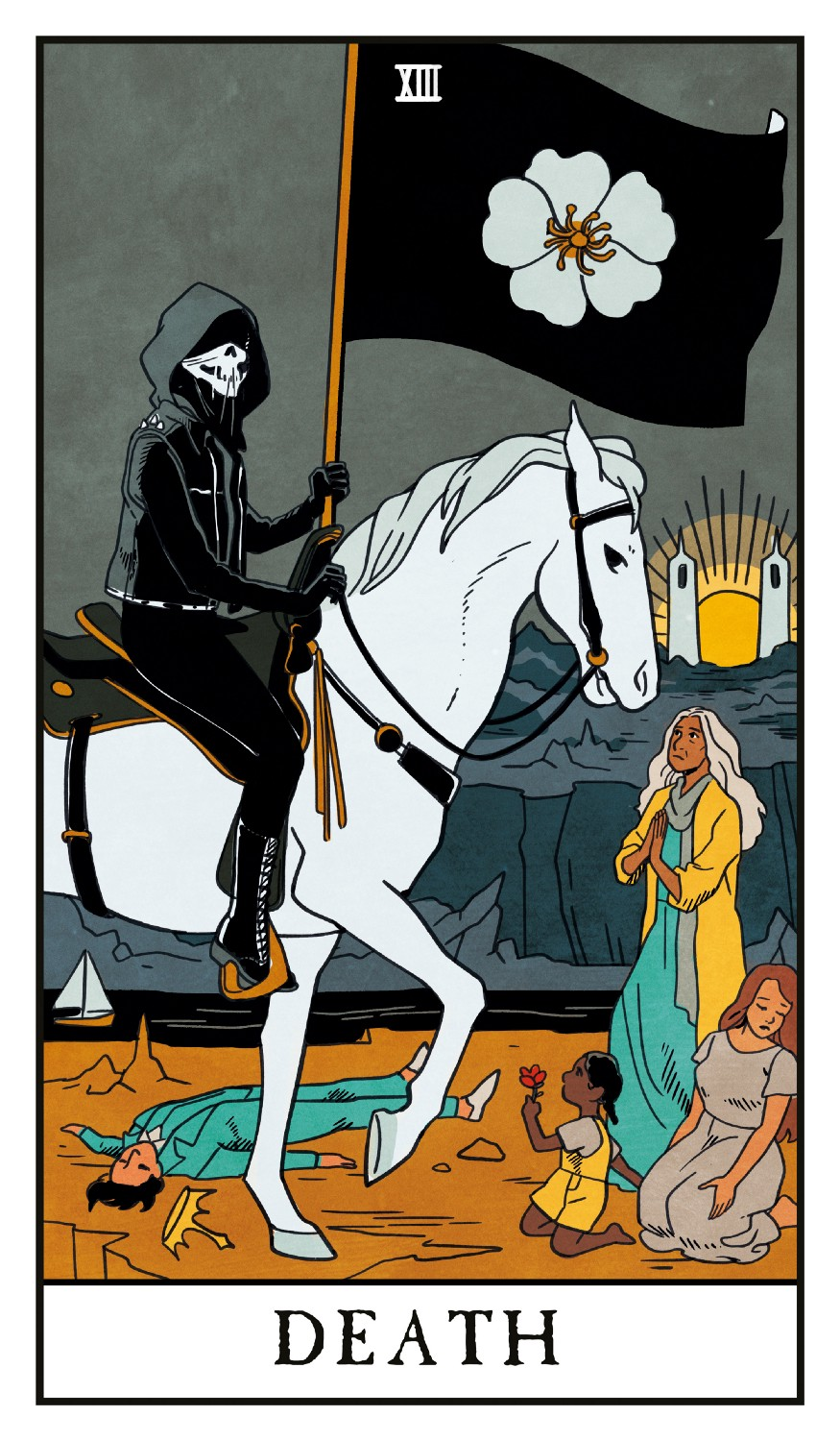 You are currently viewing Death – Tarot Love