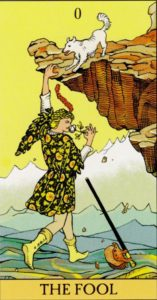 Read more about the article The Fool – Tarot Yes Or No