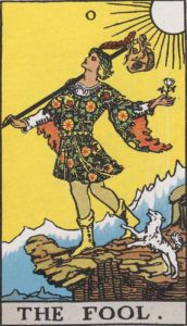 Read more about the article The Fool – Tarot career