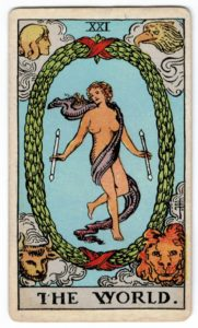 Read more about the article The World – Tarot career