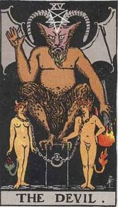 Read more about the article The Devil – Tarot Love