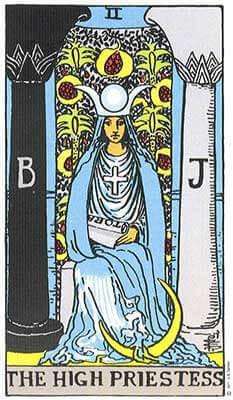 Read more about the article The High Priestess – Tarot career