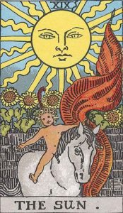 Read more about the article The Sun – Tarot career