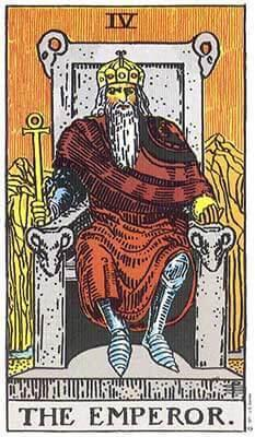 You are currently viewing The Emperor – Tarot career