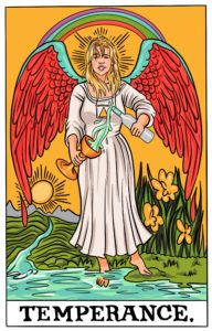 Read more about the article Temperance – Tarot Yes Or No