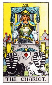 Read more about the article The Chariot – Tarot career