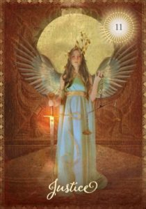 Read more about the article Justice – Tarot career