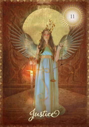You are currently viewing Justice – Tarot career