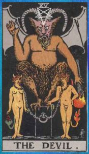 Read more about the article The Devil – Tarot career