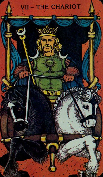 You are currently viewing The Chariot – Tarot Yes Or No