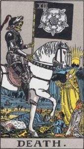 Read more about the article DEATH – Tarot career