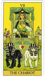 Read more about the article The Chariot – Tarot Yes Or No