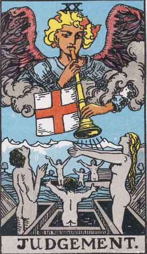 You are currently viewing The Judgement – Tarot career