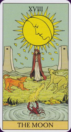 Read more about the article The Moon – Tarot Love