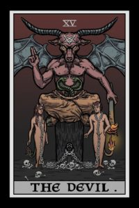 Read more about the article The Devil – Tarot Yes Or No