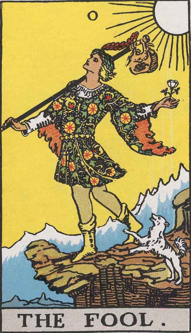You are currently viewing The Fool – Tarot Love