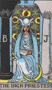 Read more about the article The High Priestess – Tarot Love