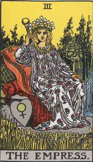 You are currently viewing The Empress – Tarot Love