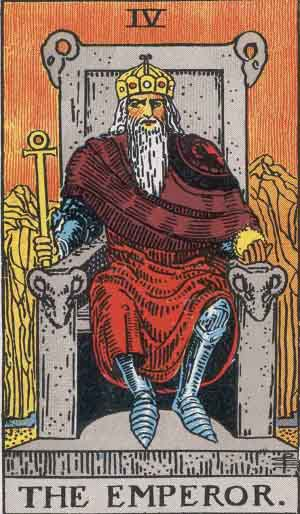 You are currently viewing The Emperor – Tarot Love