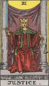 Read more about the article Justice – Tarot Love