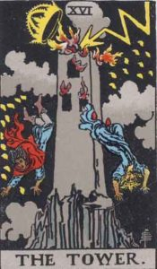 Read more about the article The Tower – Tarot Love