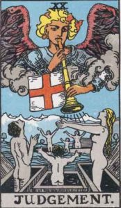Read more about the article The Judgment – Tarot Love