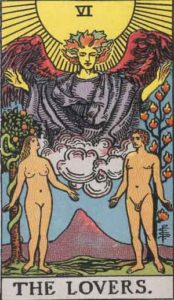 Read more about the article The Lovers – Tarot Love