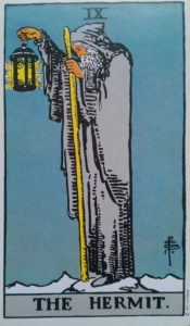Read more about the article The Hermit – Tarot Yes Or No