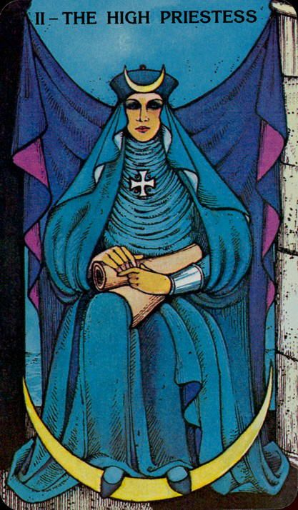 You are currently viewing The High Priestess – Tarot Yes Or No
