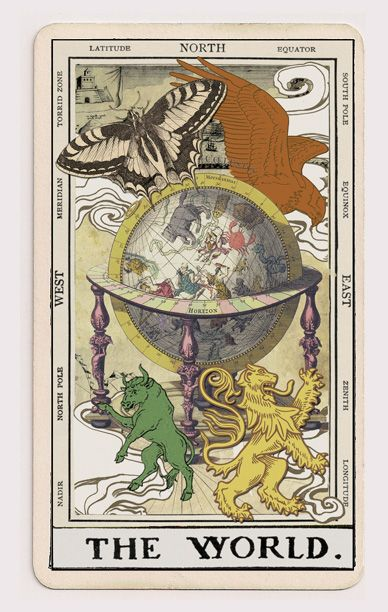 You are currently viewing The World – Tarot Yes Or No