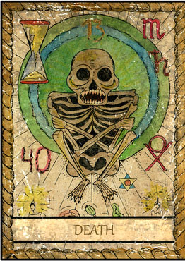 You are currently viewing Death – Tarot Yes Or No