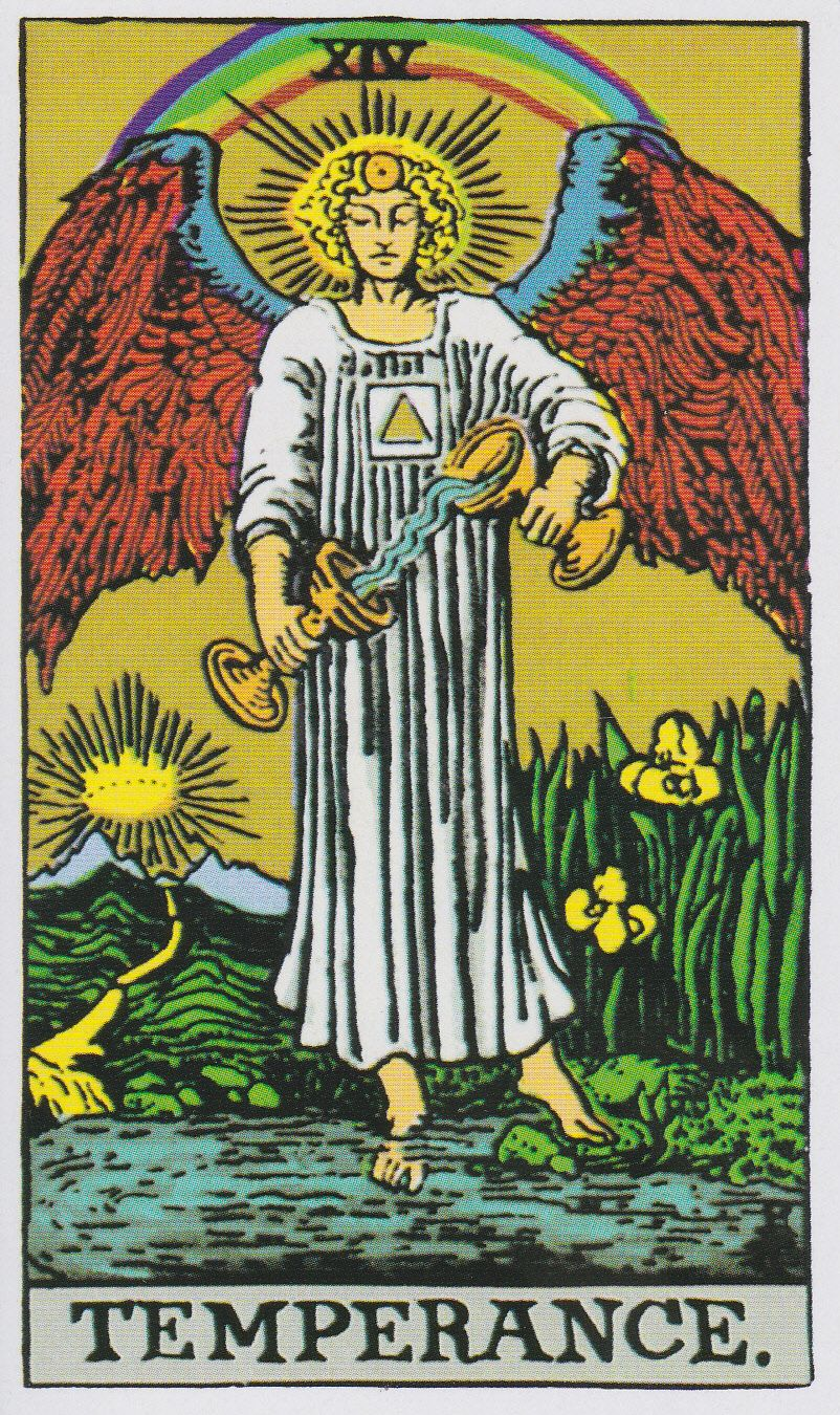 Read more about the article Temperance – Tarot Love