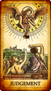 Read more about the article The Judgement – Tarot Yes Or No