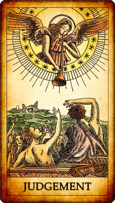 You are currently viewing The Judgement – Tarot Yes Or No