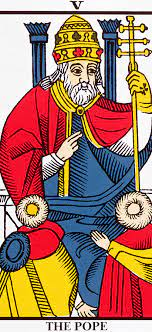 You are currently viewing The Pope – Tarot Love
