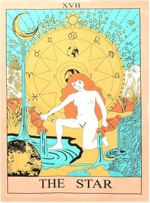 You are currently viewing The Star – Tarot Yes Or No