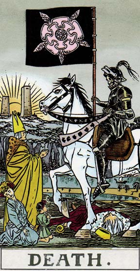 Read more about the article Death – Tarot Yes Or No