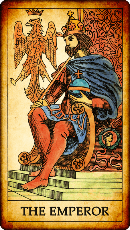 You are currently viewing The Emperor – Tarot Yes Or No