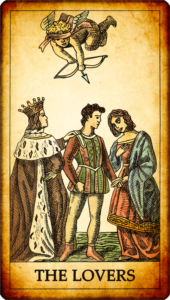 Read more about the article The Lovers – Tarot Yes Or No