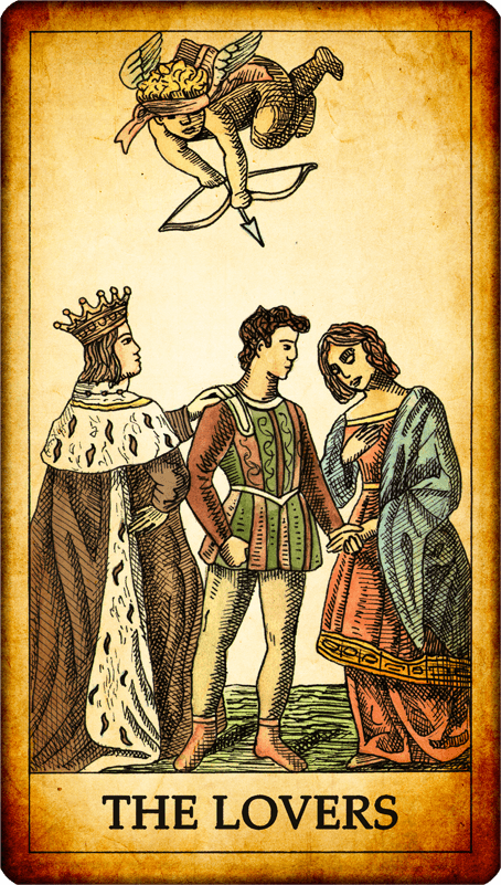 You are currently viewing The Lovers – Tarot Yes Or No