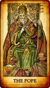 Read more about the article The Pope – Tarot Yes Or No